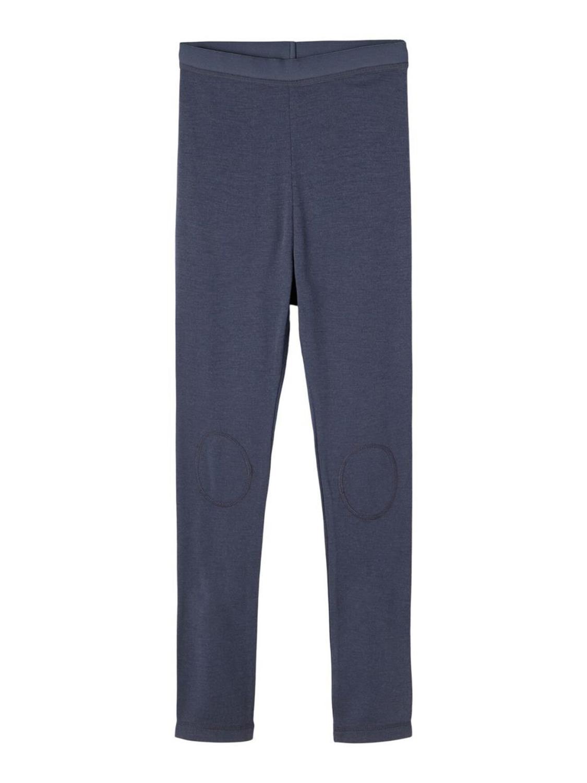 Willto Wool Longjhon - Ombre Blue
