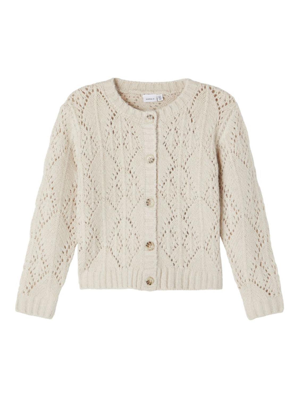 Novia LS Loose Knit Cardigan