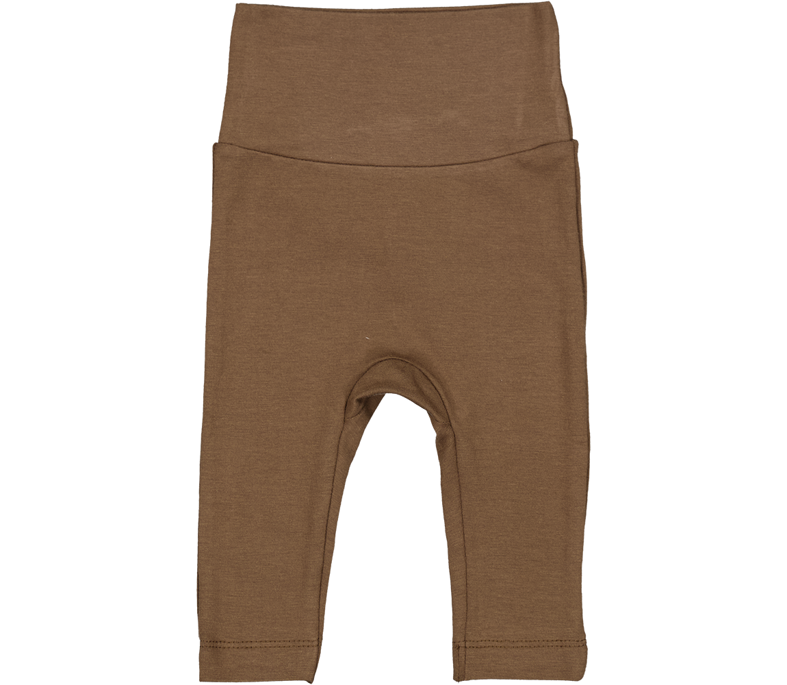 Modal Smooth Solid, Piva Pant, Baby - Earth