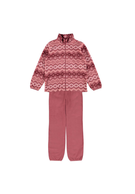 Spektra Fleece Set Kids - Deco Rose