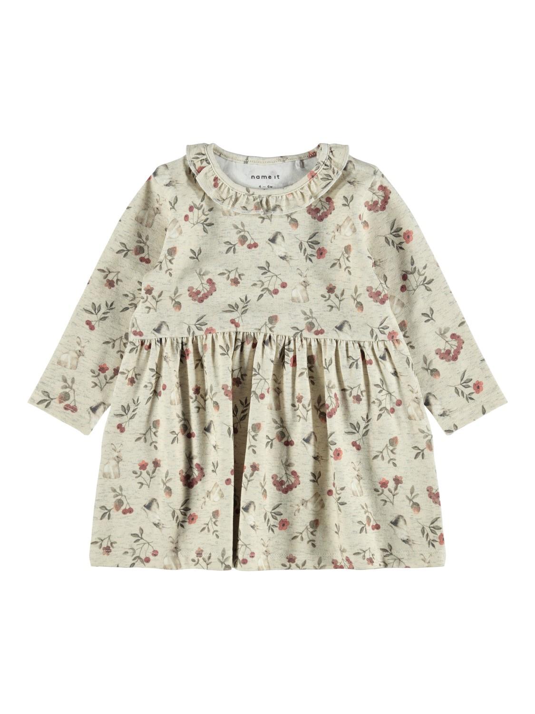 Nalina LS Dress - Peyoye Melange