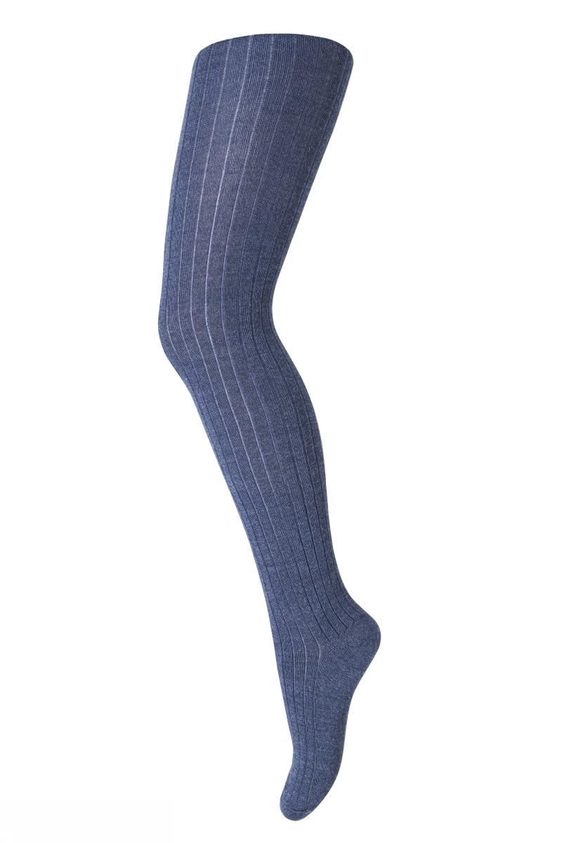 MP Wool Rib Tights - Blue