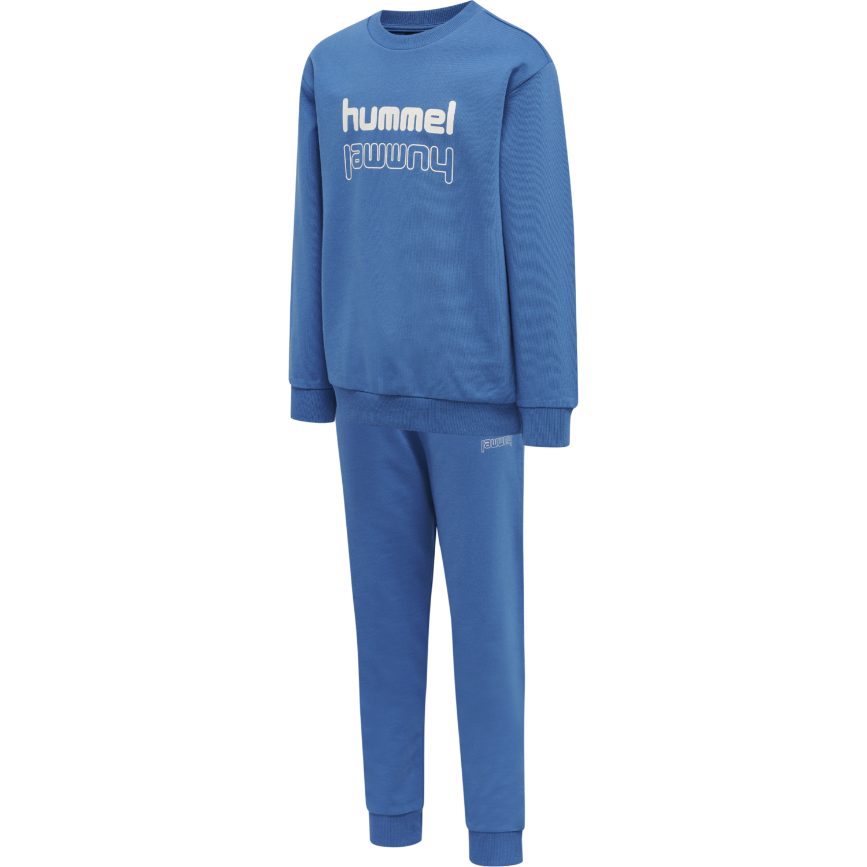 Hummel Spring Tracksuit - Blå