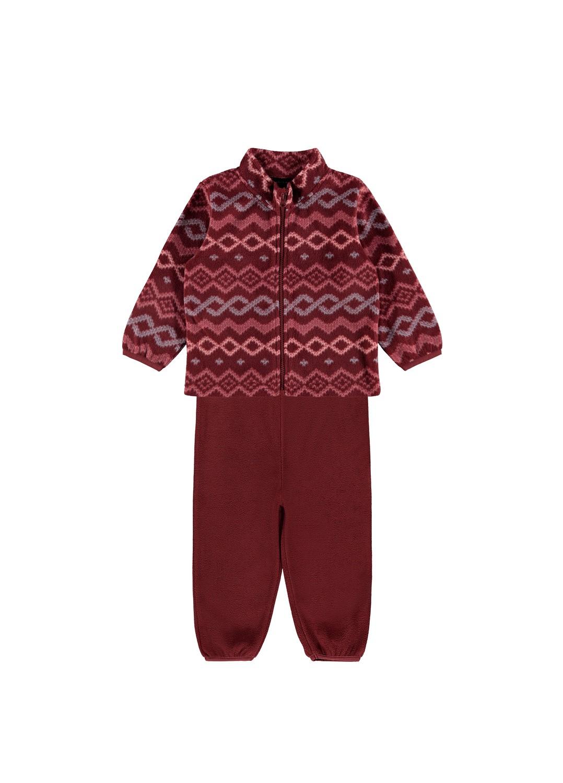 Spektra Fleece Set, Mini - Red Mahogany