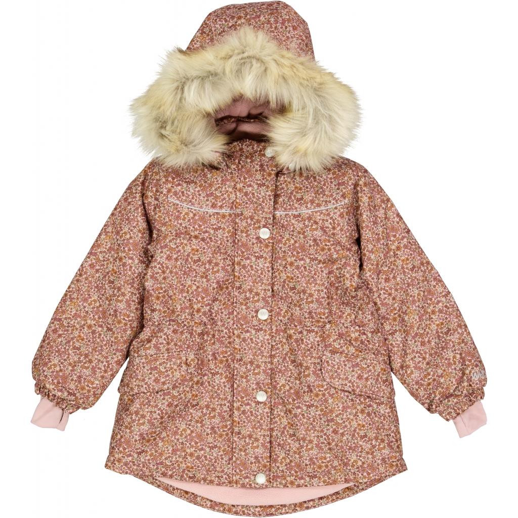 Jacket Mathilde Tech - Snow Flowers