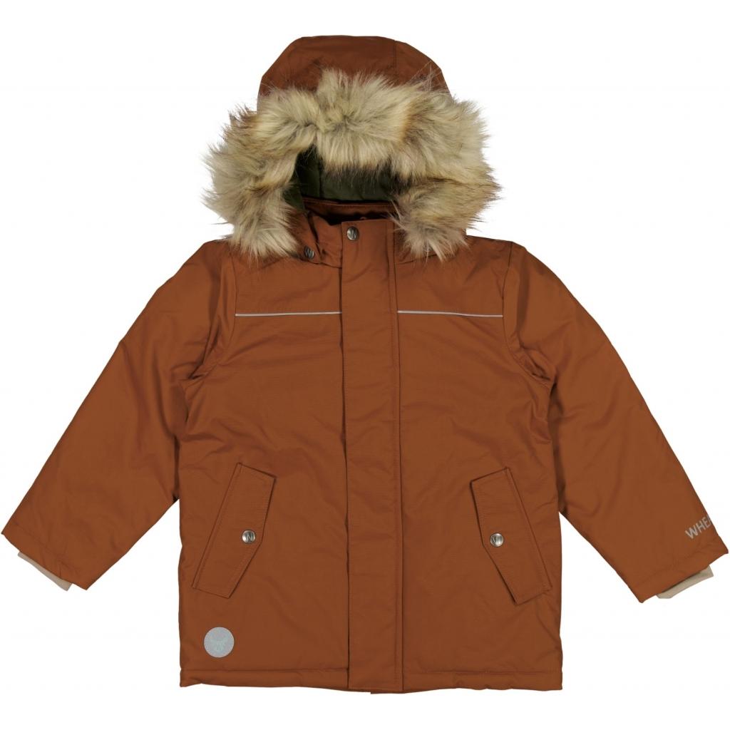 Jacket Kasper Tech - Cinnamon