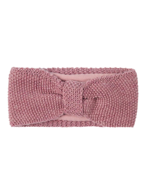 Wrilla Wool Knit Headband - Nostalgia Rose