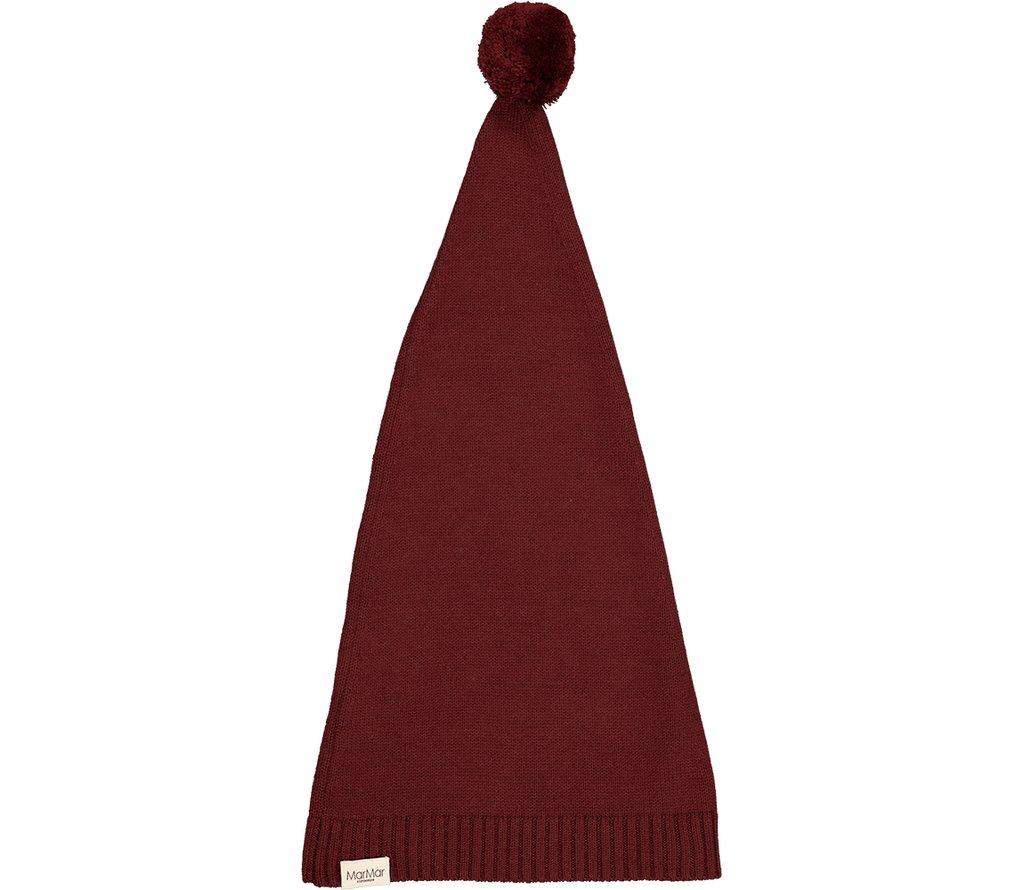 Alfen Knit Hat Unisex - Dark Ruby