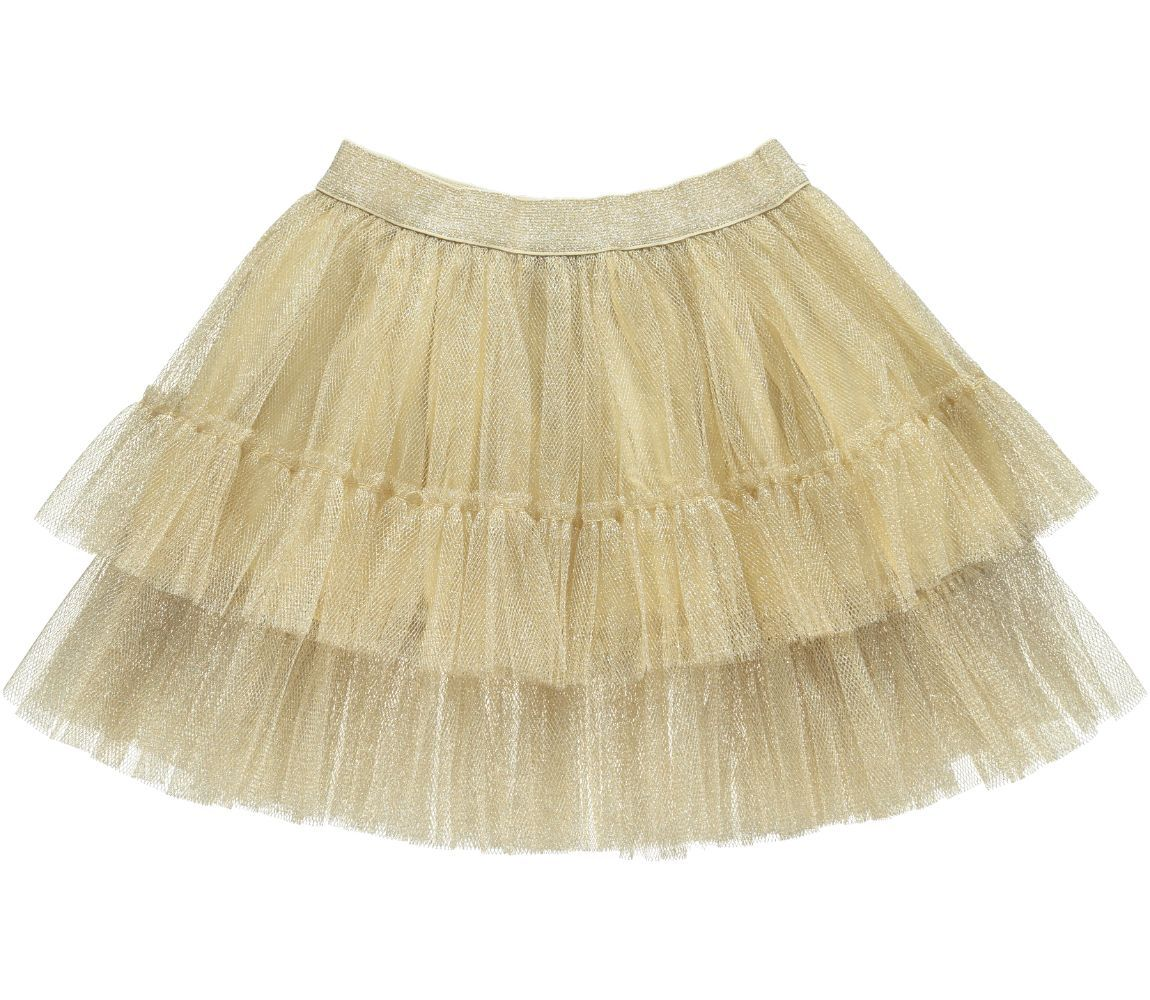 Ballerina Dancer Tutu - Gold