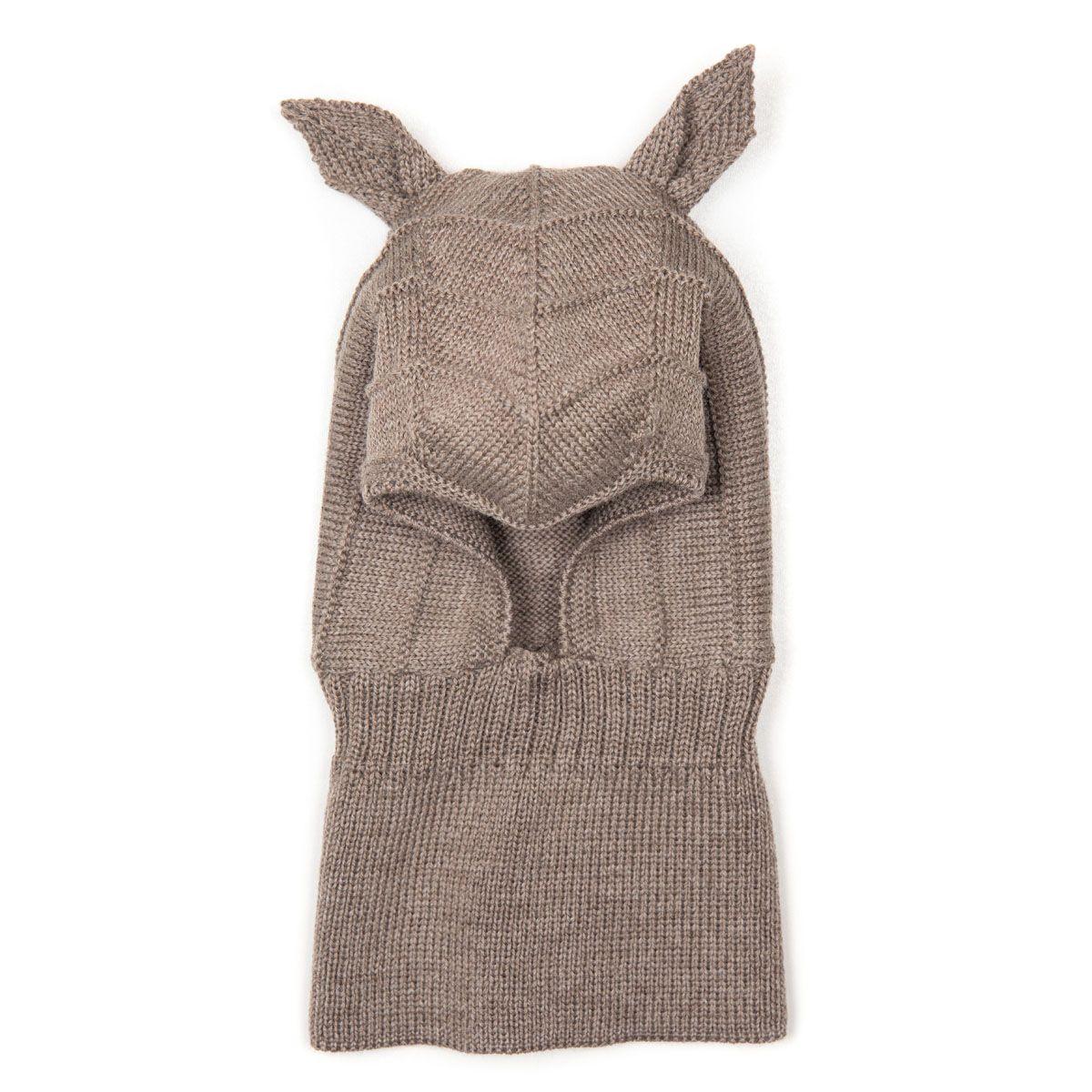 Huttelihut Mini Rabbit Wool - Camel