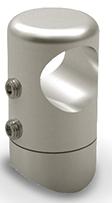 Rørholder justerbar for Ø40 sikkerhetsrør pr stk