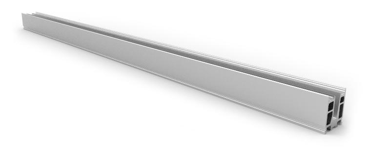 Elegant C50 forboret pr stk a 200cm
