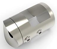 Rørholder justerbar for Ø40 til 17x17 sikkerhetsrør pr stk