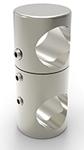 Rørholder justerbar rør til rør pr stk