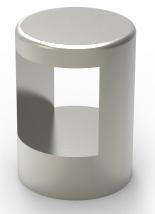 Tverrholder for 17x17 bjelke pr stk