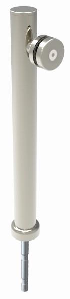 Vista V400 stolpe komplett 60cm høyde pr stk