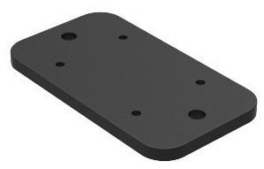 Monteringsplate for F100 pr stk
