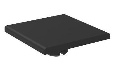 Toppdeksel for hovedstolpe for F60, F60 Louver og F60V pr stk