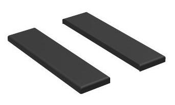 Toppdeksel plast for hovedstolpe F100 pr stk