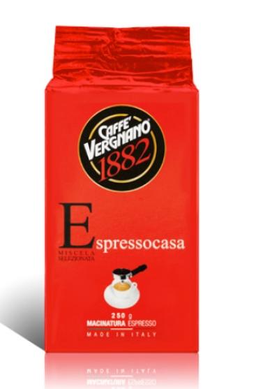 Kaffe Espresso casa 250g