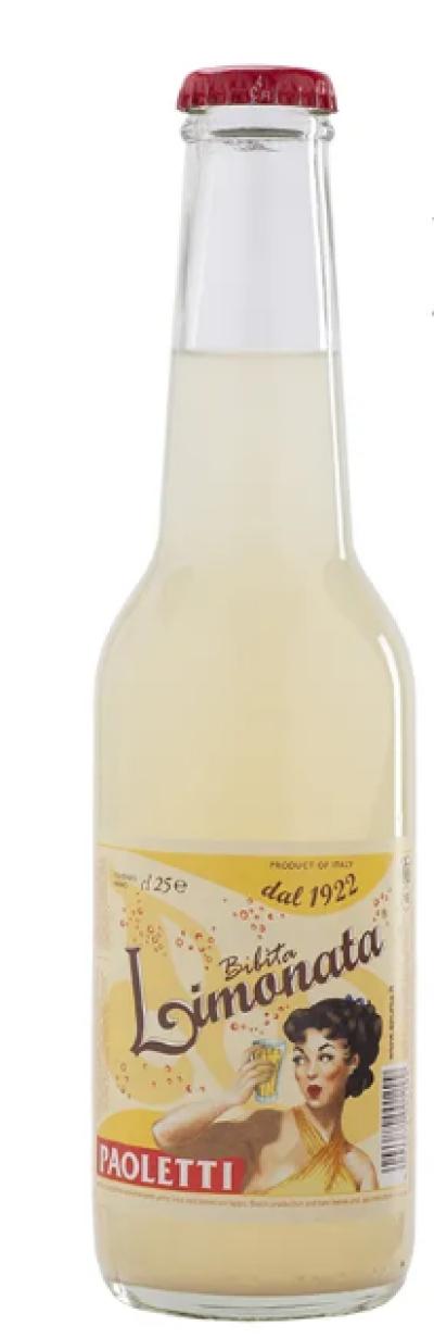 Limonata Paoletti, Italiensk limonade
