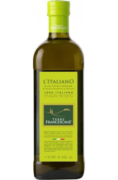 Olivenolje L`Italiano 1L, Terre Francescane