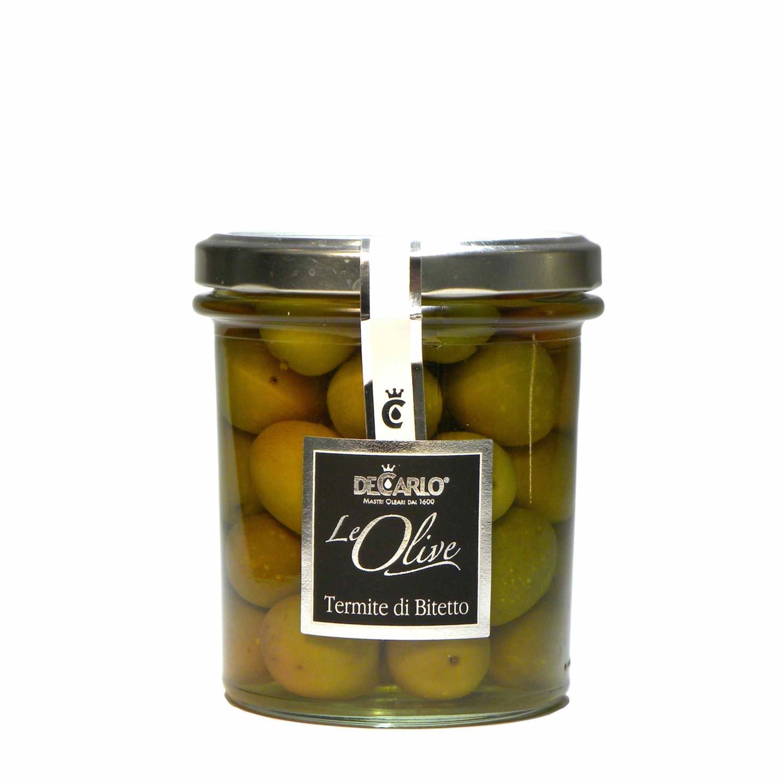 Oliven Termite di Bitetto 212g