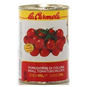 Cherrytomater i tomatjuice 400g