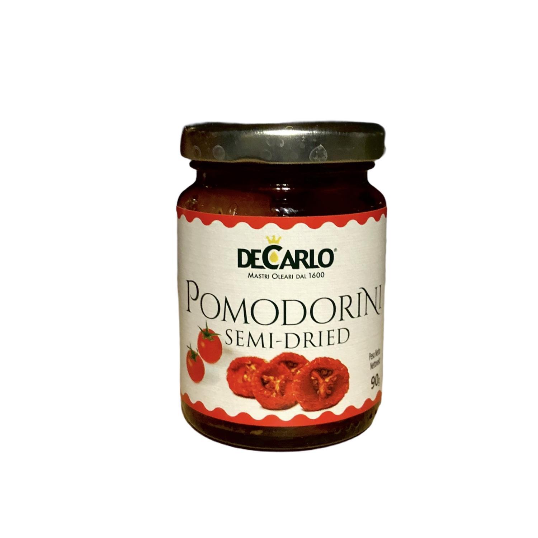 Cherry Tomat Halvtørket 90g