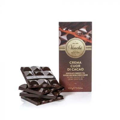 Sjokolade 75% 100g Venchi