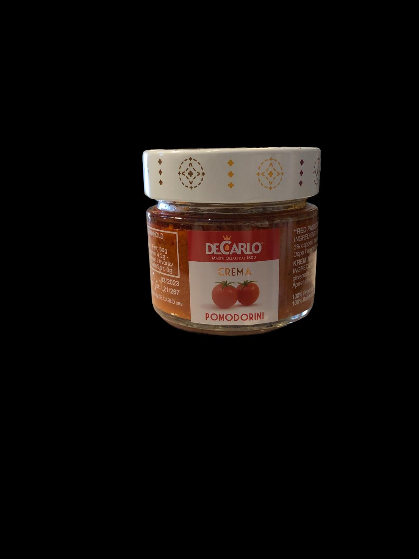 De Carlo Tomatkrem 130g