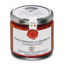 Cutrera Pesto & Bruschetta all'arrabbiata 190g