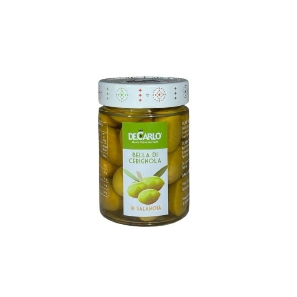 "Oliven ""Bella di cerignola"" 120g"
