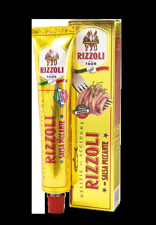 Rizzoli Ansjoskrem med chili 60g