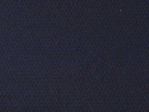 blått med svakt rutemønster