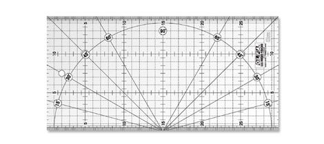 Linjal 15x30