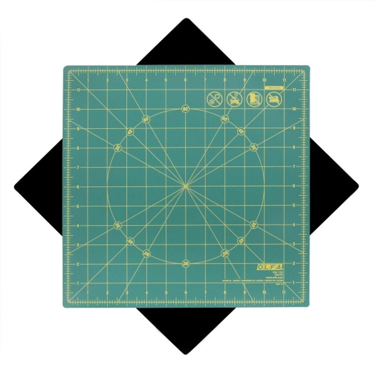 Roterende Skjæreplate 30x30 cm