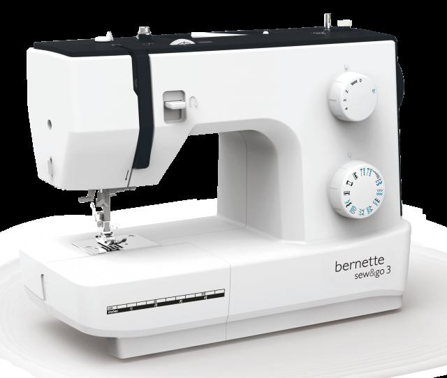 Bernette Sew & Go 3