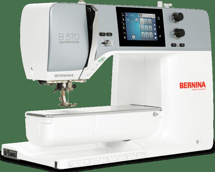 Bernina 570 QE 9mmVIO