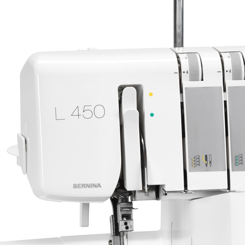 Bernina overlock L460