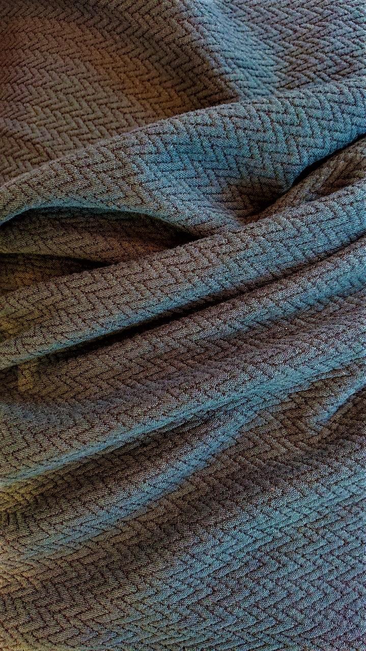 Jacquard Barbados strikk