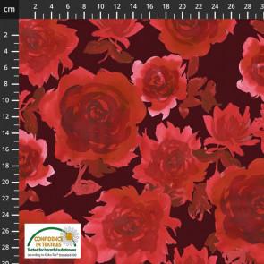 røde roser Avalana Jersey