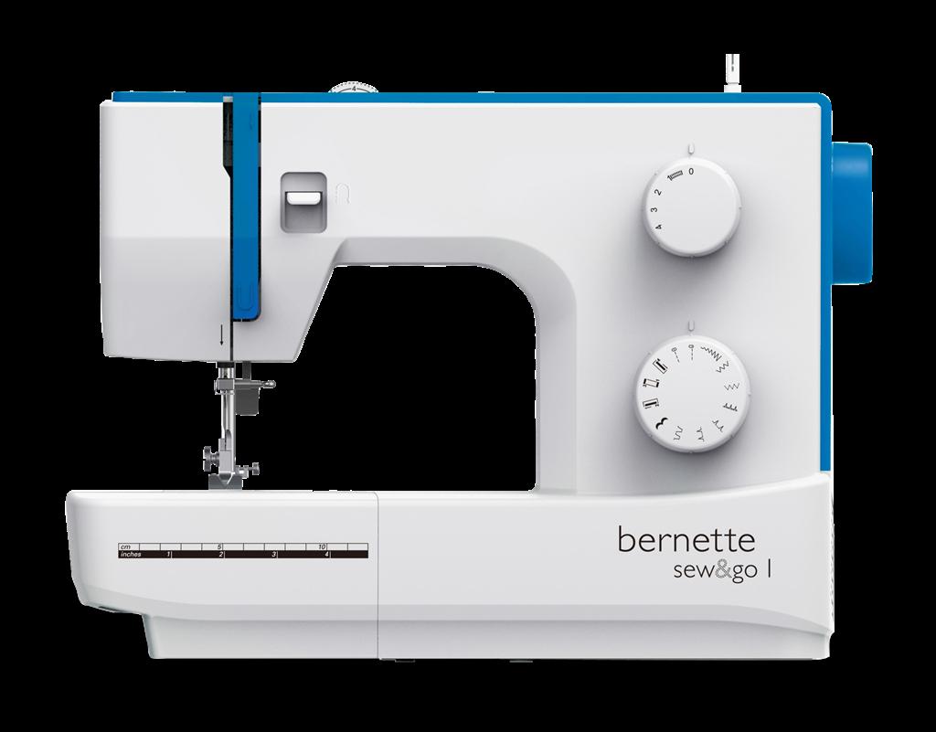 Bernette Sew&Go nr 1