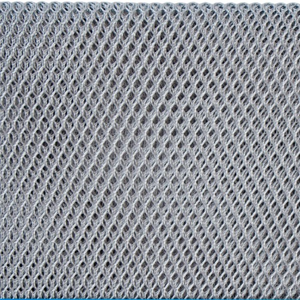mesh grå