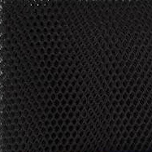 mesh, mørk grå