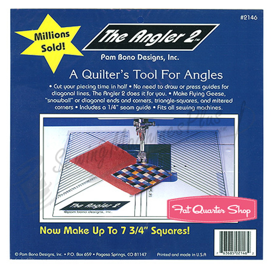 Quilters tool for angles