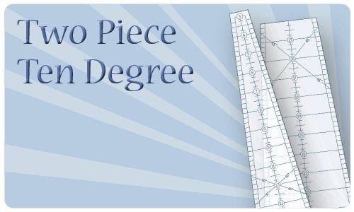 Ten Degree Wedge/10 grader linjal