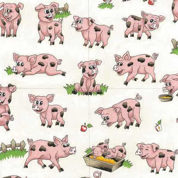 Farm fun Glade griser