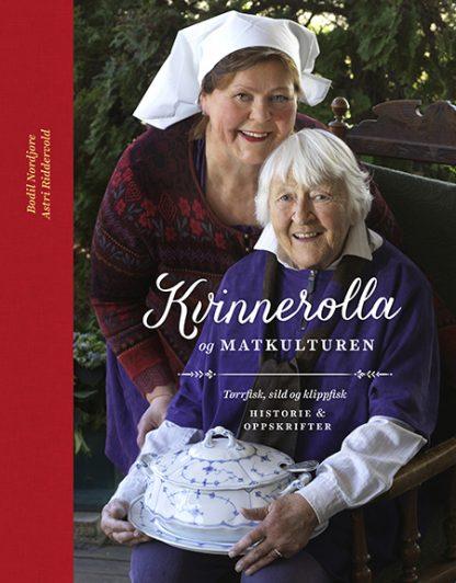 """Kvinnerollen"" Bodil Nordjorde Astrid Riddervold"