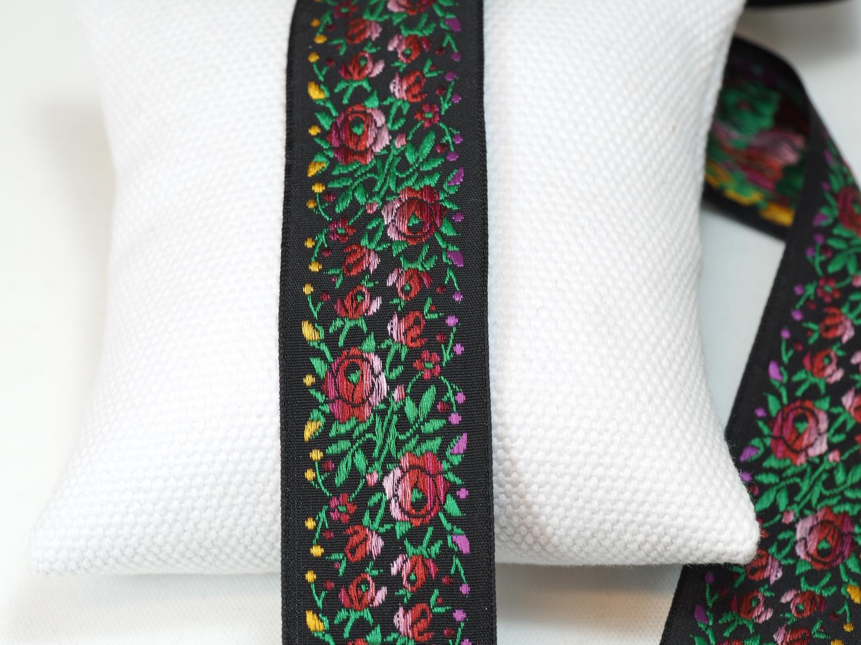 roseband til bunad m.m